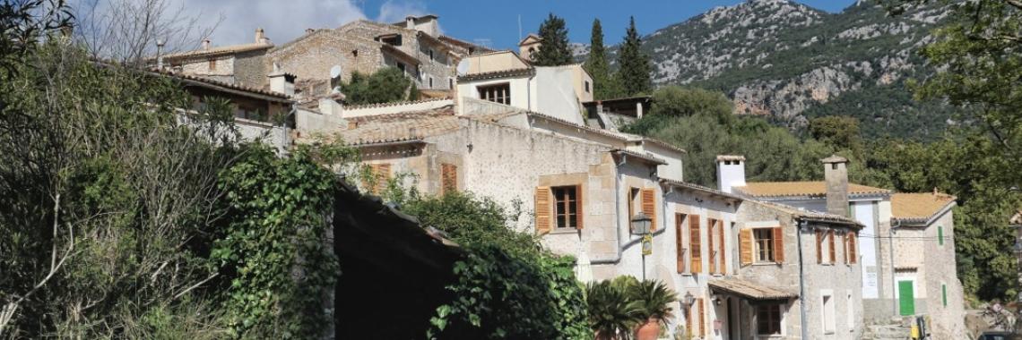 Orient Ort Im Westen Von Mallorca